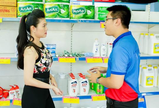 """Chạy đua bán hàng lưu động trong """"1 TỶ khởi nghiệp cùng Saigon Co.op"""" - Ảnh 1."""
