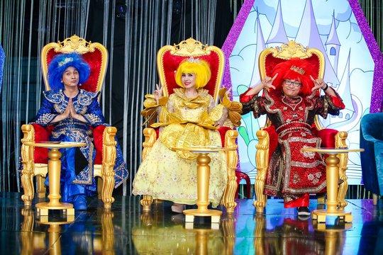 Thí sinh nhí 5 tuổi thử sức với vai diễn nặng ký Thượng Dương hoàng hậu - Ảnh 1.