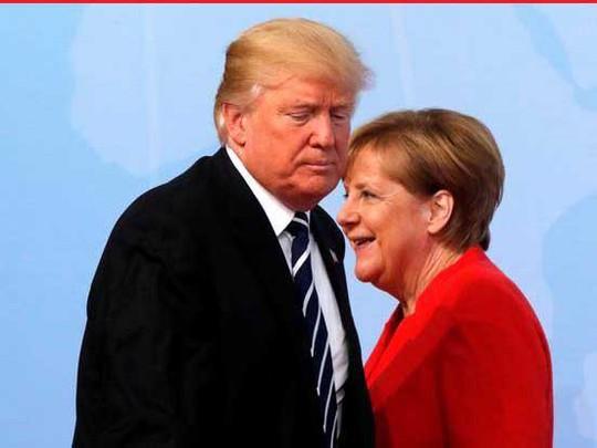 Mỹ - Đức trắc trở - Ảnh 1.
