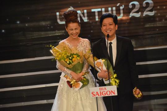 Trao Giải Mai Vàng lần thứ 22-2016: Chiến thắng của niềm tin yêu - Ảnh 5.