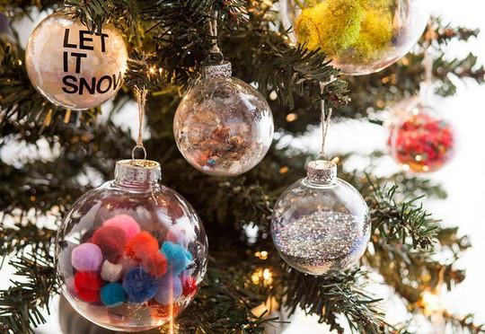 Những gợi ý giúp bạn trang trí nhà đẹp và tiết kiệm đón giáng sinh - Ảnh 1.