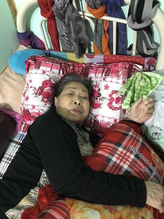 Kỳ nữ Kim Cương lập quỹ giúp đỡ NSƯT Ngọc Hương - Ảnh 3.