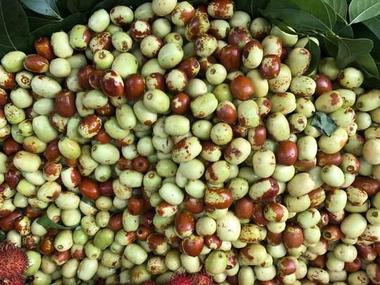 6 loại trái cây Trung Quốc đang tràn ngập chợ Việt Nam - Ảnh 6.