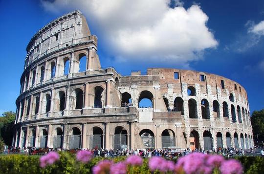 Đấu trường La Mã mở cửa tầng cao nhất phục vụ du khách - Ảnh 7.