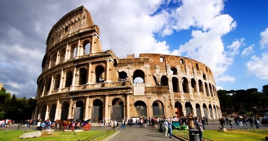Đấu trường La Mã mở cửa tầng cao nhất phục vụ du khách - Ảnh 9.