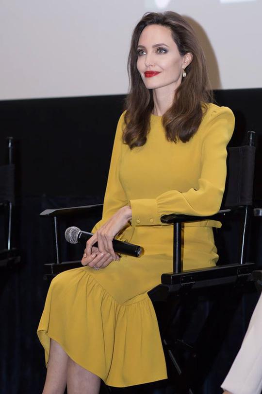 Angelina Jolie sẽ làm phim liên quan đến Việt Nam - Ảnh 1.