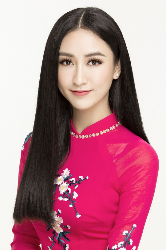 Hà Thu được chọn tranh vương miện Hoa hậu Trái Đất - Ảnh 8.