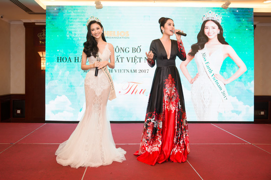 Hà Thu được chọn tranh vương miện Hoa hậu Trái Đất  - Ảnh 4.