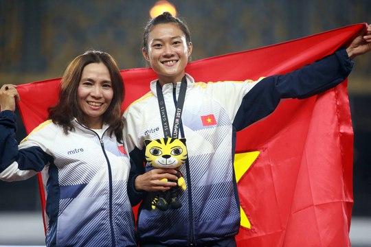 SEA Games ngày 22-8: Lê Tú Chinh trở thành tân nữ hoàng tốc độ - Ảnh 4.