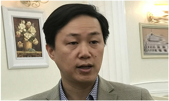 Phó Vụ trưởng Vụ BHXH (Bộ LĐ-TB-XH) Trần Hải Nam