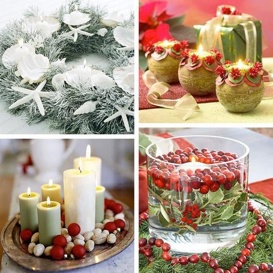 Những gợi ý giúp bạn trang trí nhà đẹp và tiết kiệm đón giáng sinh - Ảnh 2.