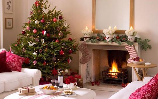 Những gợi ý giúp bạn trang trí nhà đẹp và tiết kiệm đón giáng sinh - Ảnh 3.