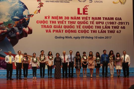 """Học sinh ở Đà Nẵng """"hiến kế"""" cho Tổng thư ký LHQ - Ảnh 1."""