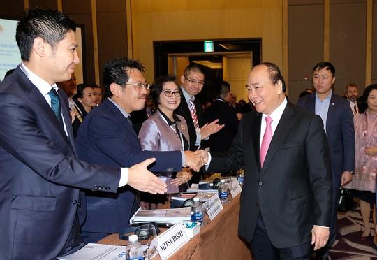 Thủ tướng: Mỗi đồng vốn đầu tư là 1 lá phiếu ủng hộ Chính phủ - Ảnh 1.
