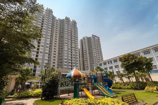 Chiêu thổi giá căn hộ tăng 20% tại TP HCM - Ảnh 1.