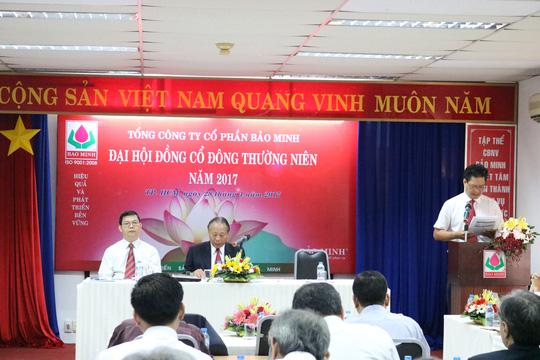 Bảo Minh: Chỉ số ROE đang thu hút nhà đầu tư - Ảnh 1.