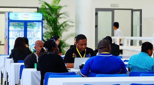 Hơn nửa triệu sản phẩm Vinamilk phục vụ APEC 2017 - Ảnh 1.