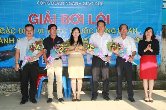Cuộc thi nhận được sự tài trợ nhiều đơn vị