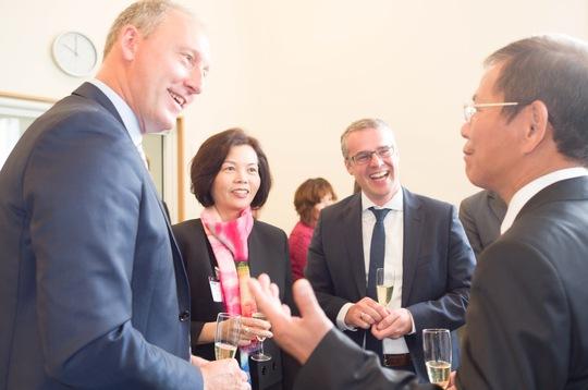 Vinamilk hợp tác với Đan Mạch bảo vệ sức khoẻ người tiêu dùng - Ảnh 2.