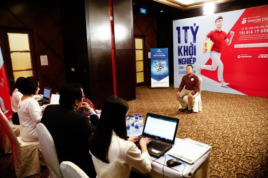 Ốc Thanh Vân và Bình Minh tìm kiếm tài năng khởi nghiệp - Ảnh 2.