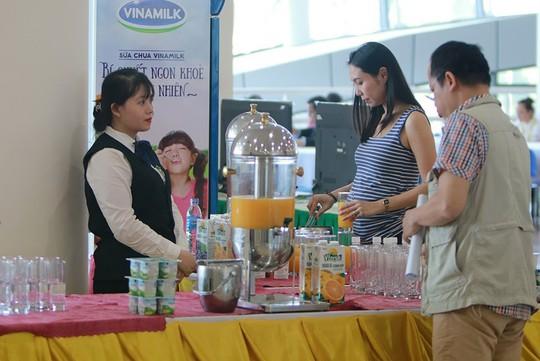 Hơn nửa triệu sản phẩm Vinamilk phục vụ APEC 2017 - Ảnh 3.