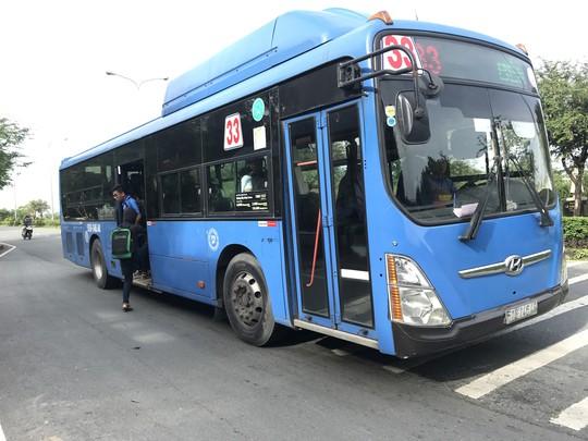TP HCM tiếp tục thay xe buýt - Ảnh 2.