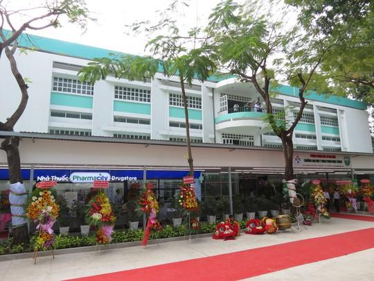 Toàn cảnh Phòng khám Bác sĩ gia đình của Trường ĐH Y khoa Phạm Ngọc Thạch