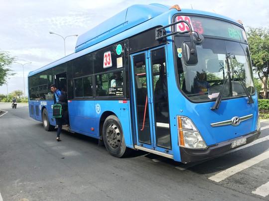 """TP HCM: Bắt tay vào """"thay máu"""" 3 tuyến xe buýt - Ảnh 3."""