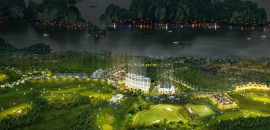 Quần thể FLC Ha Long Bay Golf Club & Luxury Resort