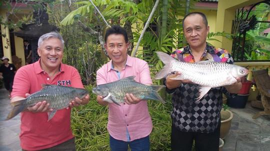 Yan can cook hồ hởi trở lại Việt Nam - Ảnh 2.