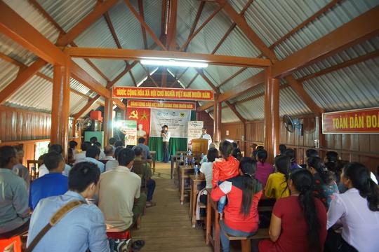 Viên gạch đầu tiên trên hành trình hỗ trợ người nông dân trồng cà phê Buôn Ma Thuột - Ảnh 1.