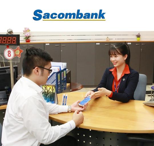 Sacombank mSign - Giải pháp xác thực giao dịch an toàn, bảo mật, tiện lợi - Ảnh 1.