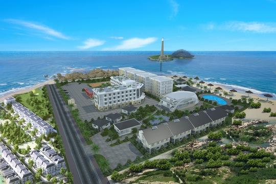 Bất động sản nghỉ dưỡng Phan Thiết Condotel từ 539 triệu đồng/căn - Ảnh 1.