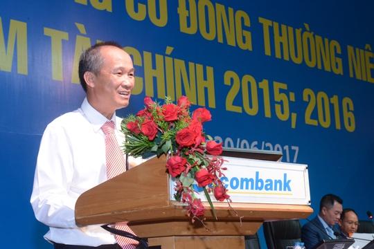 Sacombank tổ chức thành công ĐHCĐ thường niên - Ảnh 1.
