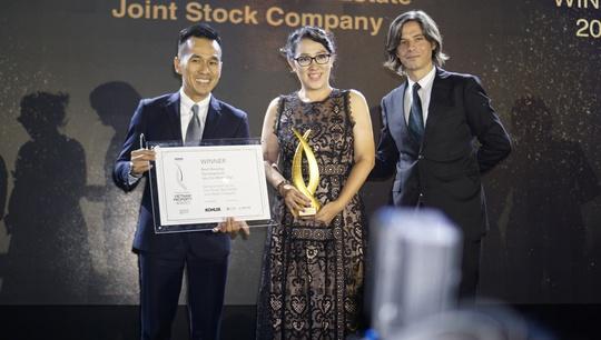 Senturia Vườn Lài đoạt giải Best Housing Development - Ảnh 1.