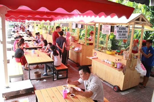 Nhiều nơi muốn mở phố ẩm thực - Ảnh 1.