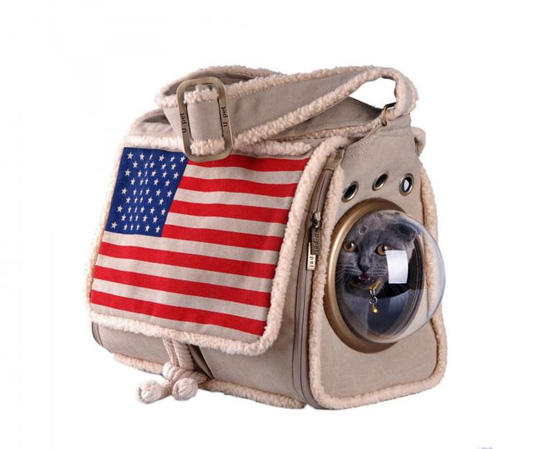 Độc đáo những chiếc túi xách dành cho thú cưng - Ảnh 2.