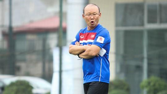HLV Park Hang Seo tự tin bắt bài đối thủ Afghanistan - Ảnh 1.