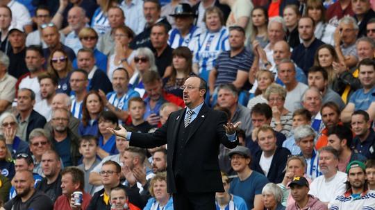 Benitez lập mưu phá Liverpool - Ảnh 1.