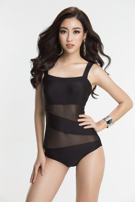 Đỗ Mỹ Linh khoe trọn đường cong với bikini - Ảnh 8.
