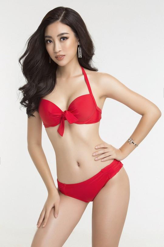 Đỗ Mỹ Linh khoe trọn đường cong với bikini - Ảnh 3.