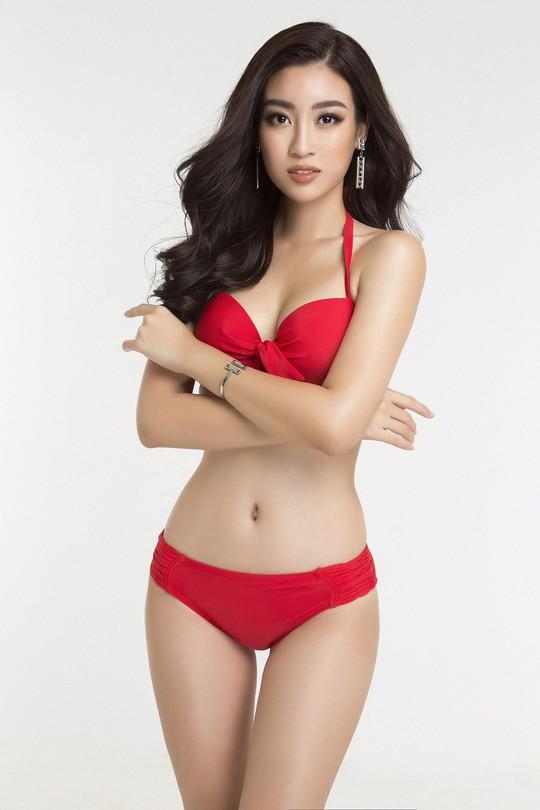 Đỗ Mỹ Linh khoe trọn đường cong với bikini - Ảnh 7.