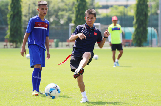 Trực tiếp trận Campuchia - Việt Nam và giải U18 Đông Nam Á - Ảnh 1.