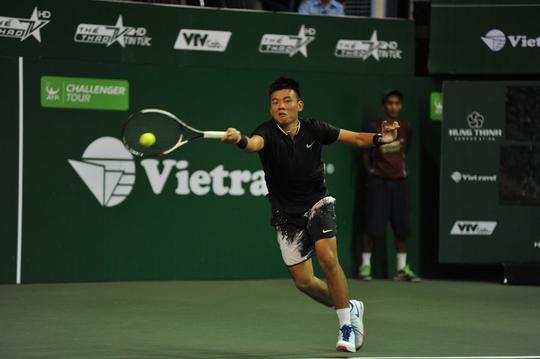 Lý Hoàng Nam đả bại Thành Trung, vào vòng 2 Vietnam F4 - Ảnh 2.