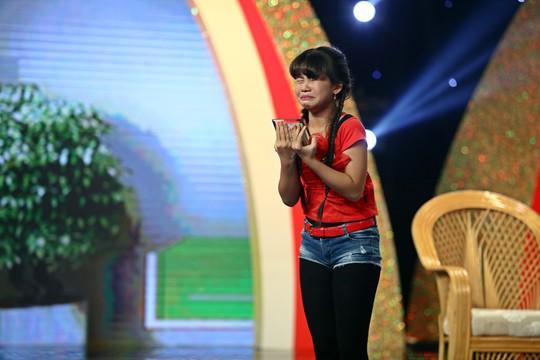 Cô bé 10 tuổi đa tài khiến Ốc Thanh Vân nể phục - Ảnh 3.