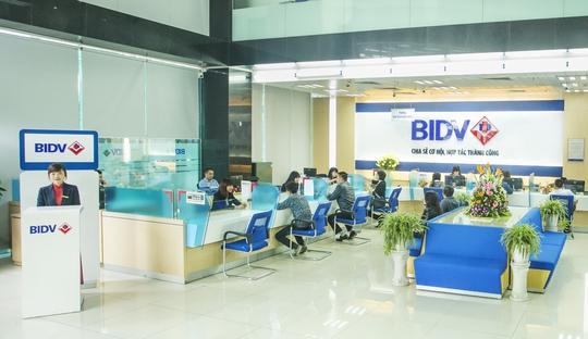 BIDV đạt hơn 6.000 tỉ đồng lợi nhuận trong 9 tháng - Ảnh 1.