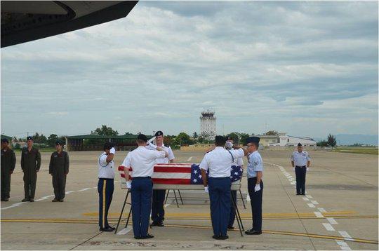 Đã tìm được 717 bộ hài cốt quân nhân Mỹ tại Việt Nam - Ảnh 1.