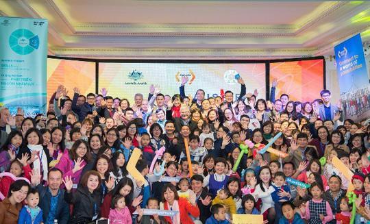 Việt Nam đứng đầu về số lượng học bổng tiến sĩ của Chính phủ Úc - Ảnh 1.