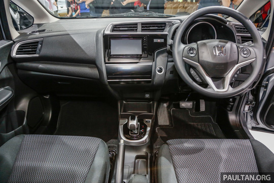 Honda Jazz 2017 có giá từ 398 triệu đồng - Ảnh 4.