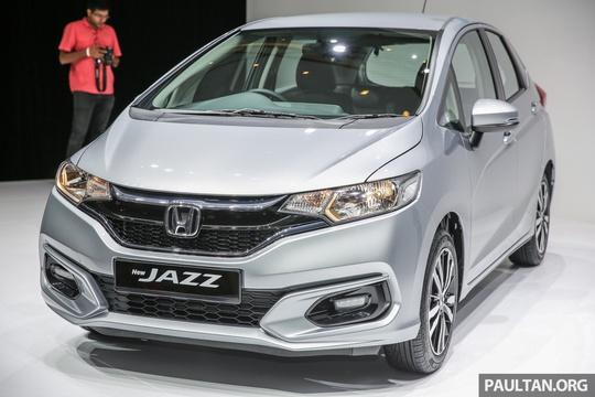 Honda Jazz 2017 có giá từ 398 triệu đồng - Ảnh 2.